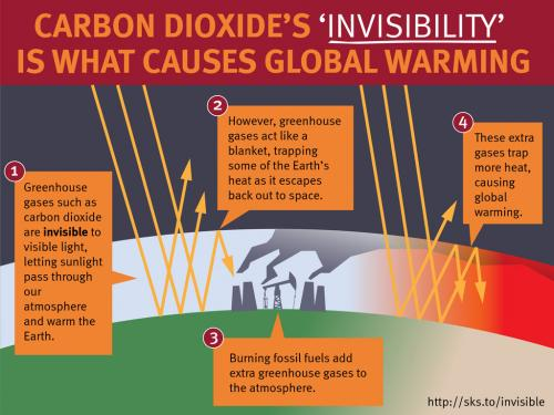 Festival carbon dioxide and global warming