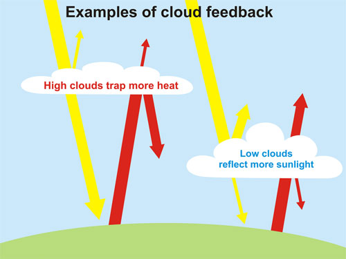 Examples Of Cloud Feedback