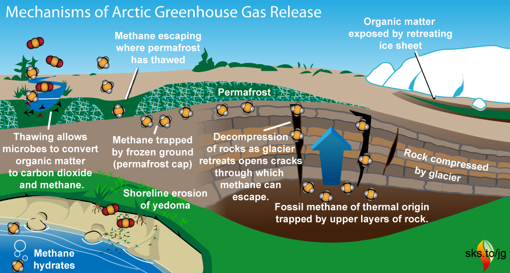 Greenhouse Effect Drawing
