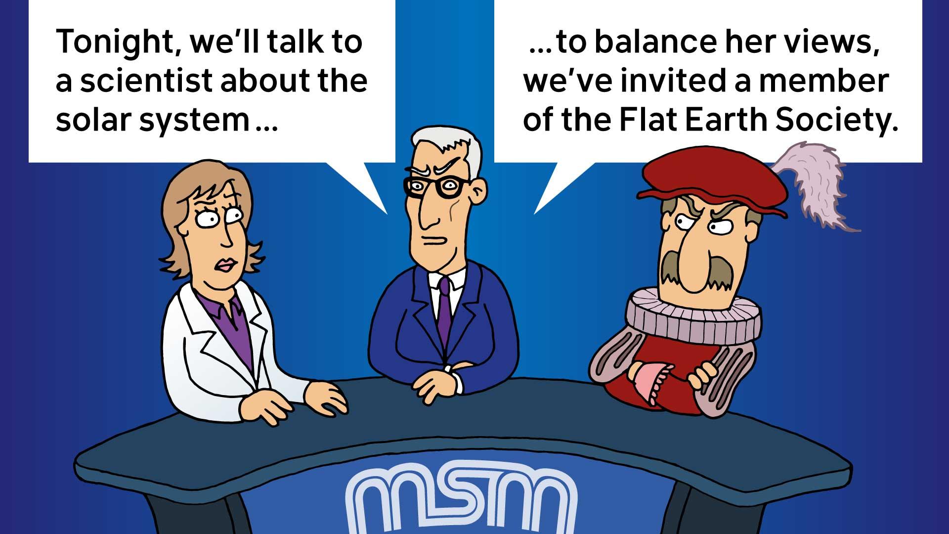 Mainstream media coverage