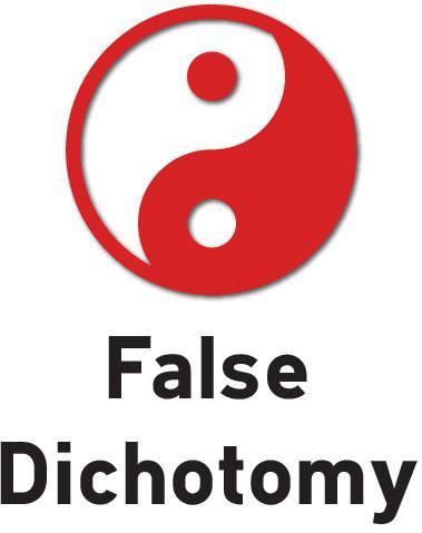 False Dichotomy