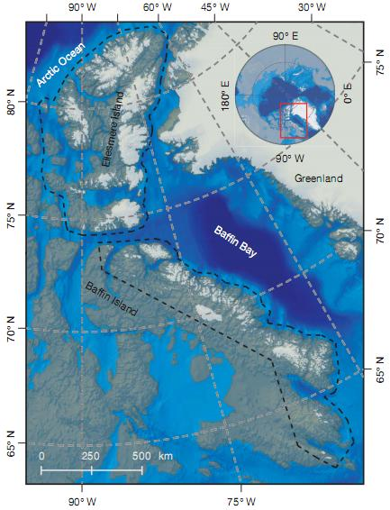 CAA Map
