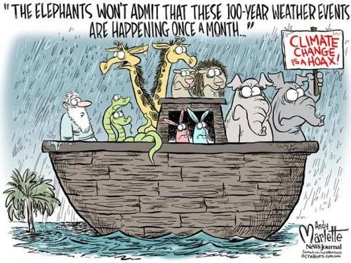 2018 SkS Weekly Climate Change & Global Warming Digest #9
