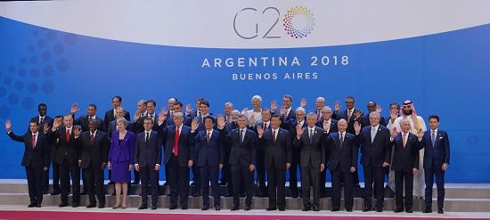 G20 Summit Buenos Aires Argentina Nov 2018.jpg