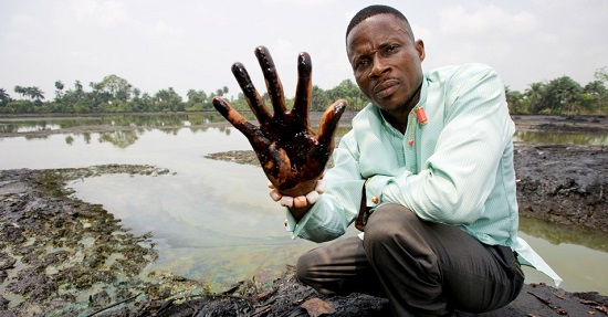 Oil Polluion in Nigeria