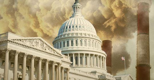 US Capitol Montage