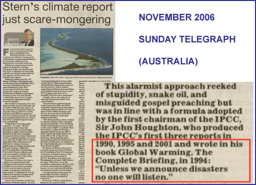 sunday telegraph november 2006
