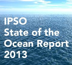 Ocean In Critical State from Cumulative Impacts