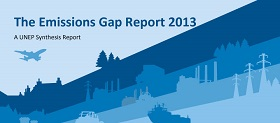 2013 Gap Report Strengthens Case for Wide-Ranging Global Action to Close Emissions Gap