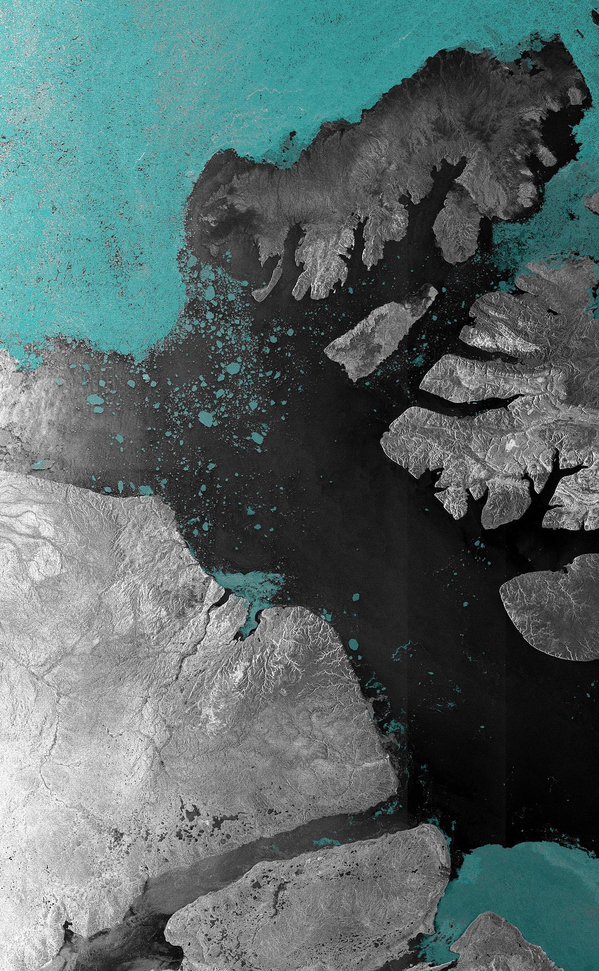 McClure Strait 31 Aug 2007