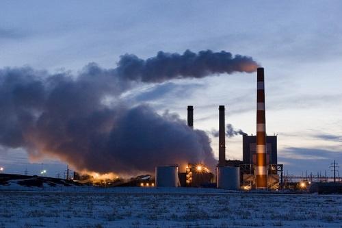 Photo of Brandon Power Plant, Manitoba, CA