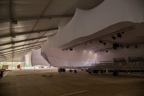 COP 20 Peru Exhibition Facility