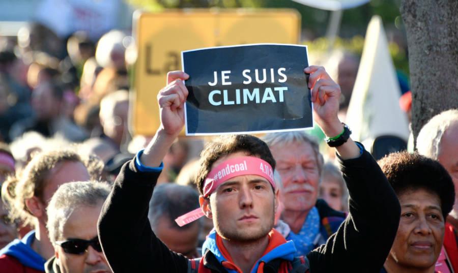 COP 23 Protestors