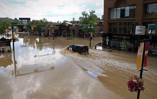 Calgary Flooding