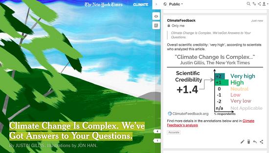 Climate Feedback 1