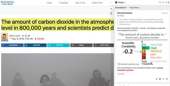 2018 Climate Feedback 21