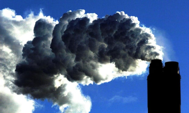 Coal Fired Power Plant Pollution