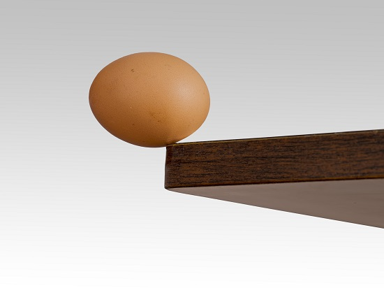 Egg on Edge