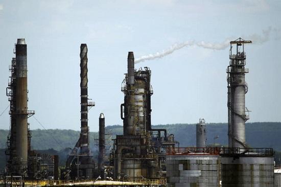 ExxonMobile Refinery