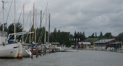 Photo of Finnish seaport