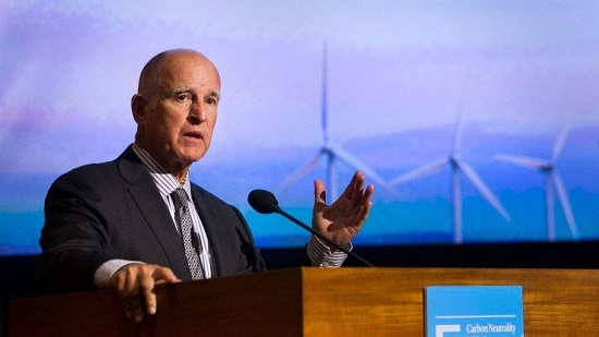 CA Gov Jerry Brown