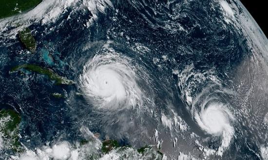 Hurricanes Irma & Jose