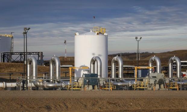Keystone Pipeline Facility