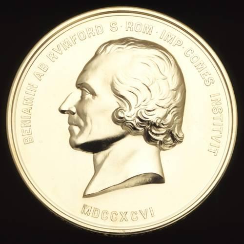 Rumford medal.