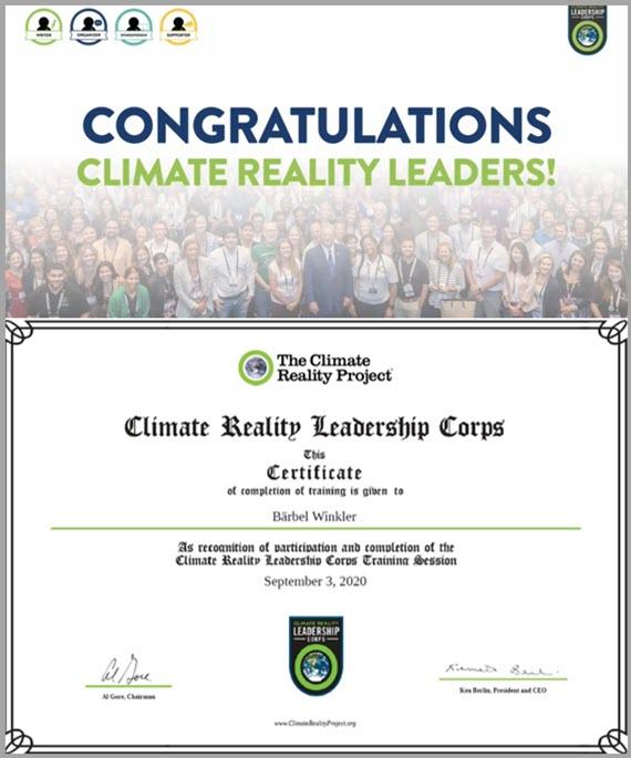 CRLT Certificate