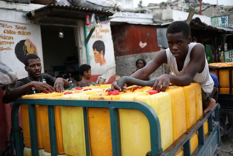 Port-au-Prince Haiti 11-11-17