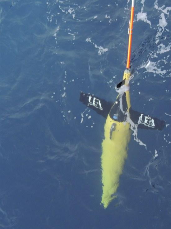 Robotic Underwater Glider