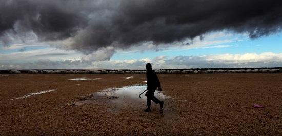 Sahara Desert Rainfall