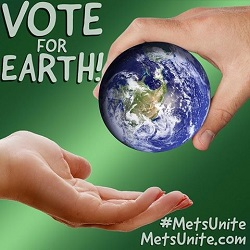 Vote For Earth - Jeff Berardelli