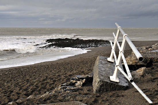 After the storm - Aberystwyth