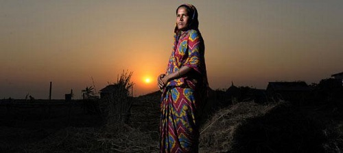 Photo of Bangladesh mother