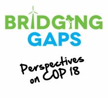 COP 18 Button