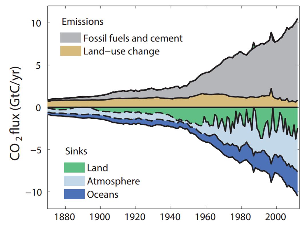 global carbon balance