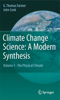 New textbook on climate science and climate denial