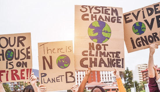 Climate Demonstration Posters