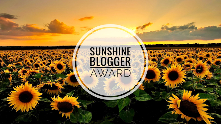 Sunshind-blogger-award